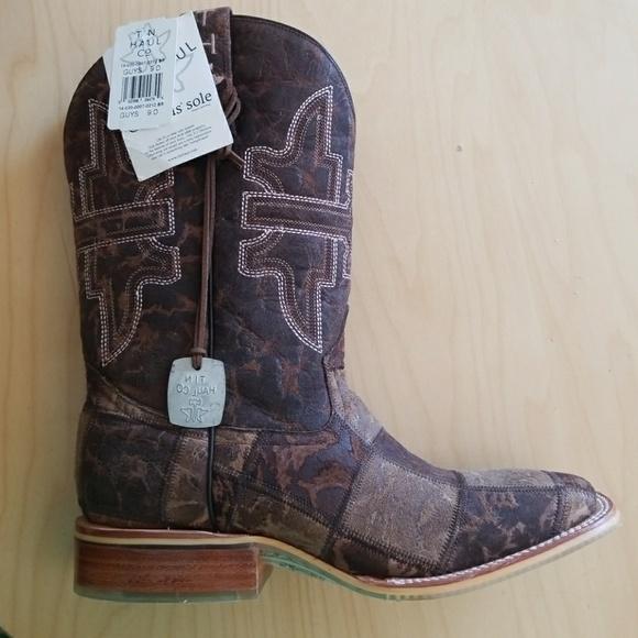 eacf6ada12f MENS Cowboy Boots NWT